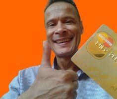 Edele hochgeprägte MasterCard incl. EU-Girokonto ohne Schufa