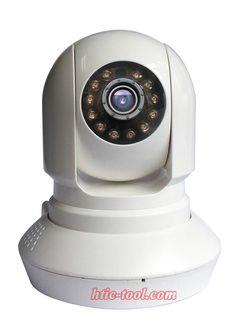 One Megapixel IP camera IP1003W 720P Wifi P2P Two-way Audio IR-CUT night vision Rotation http://www.htic-tool.com/one-megapixel-ip-camera-ip1003w-720p-wifi-p2p-twoway-audio-ircut-night-vision-rotation-network-camera_p895.html
