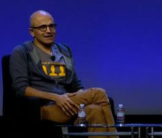 Microsoft CEO Satya Nadella Sexist Karma Remark - Thank you! by RuckusGirl - My FIRST EVER featured member post on #BlogHer #karma #blog