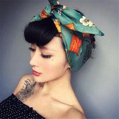 Buy New Fashion Print Turban Headband for Women Hair Accessories Stretch Hair Bands Girls Headwear Headbands Head Wrap Band Bandanas Bobby Pin Hairstyles, Headband Hairstyles, Bandeau Torsadé, Hair Scarf Styles, Headband Styles, Wire Headband, Bow Hairband, Bohemian Headband, Knotted Headband