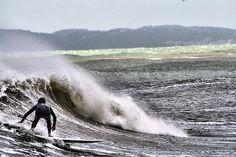 surfing in Rimini