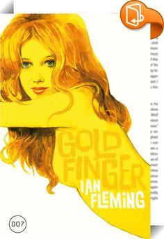 James Bond 07 - Goldfinger    :  Goldfinger ist Ian Flemings siebter Bond-Roman und führt den britischen Geheimagenten um die ganze Welt, um einen von Gold besessenen Größenwahnsinnigen aufzuhalten ...   Auric Goldfinger: grausam, schlau, frustrierend vorsichtig. Er betrügt beim Canasta und ist ein Gauner im großen Stil, der auch im alltäglichen Leben ständig krumme Dinger dreht. Er ist die Art von Mann, die James Bond hasst. Daher ist es ein Glück für Bond, dass er im Auftrag der Bank...