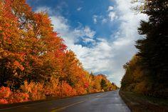 A Fall Color Tour in the Keweenaw Peninsula