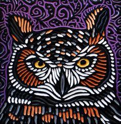 owl Lisa Brawn 2014