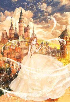 Disney Princess Fashion, Disney Princess Drawings, Disney Princess Pictures, Disney Princess Art, Anime Princess, Disney Fan Art, Pretty Anime Girl, Beautiful Anime Girl, Kawaii Anime Girl
