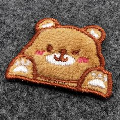 Personalized Custom chenille embroidery custom iron on embroidery towel chenille patches Iron On Embroidery, Embroidery Patches, Custom Embroidered Patches, Free Samples, Matching Outfits, Coin Purse, Teddy Bear, Wallet, Towel