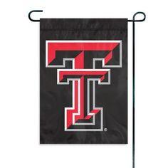 Texas Tech University Decorative Mini Garden Flag