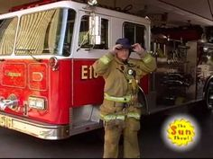 TV PSA Spot for Burbank Fire Department - Sun Safety Message - # 2. Directed by Chip Miller - Music by Mark St. Juste