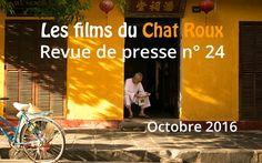 Mobile vidéo, phonephotographie, photo, accessoire, action cam, toutes les dernières info sont dans la revue de presse des films du Chat Roux.