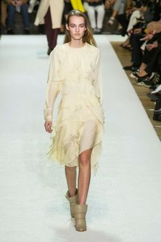 Chloé @ Paris Fashion Week winter 2014-15 - video