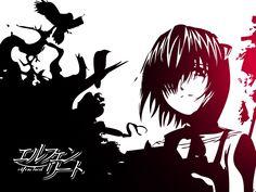 Anime Elfen Lied  Fondo de Pantalla