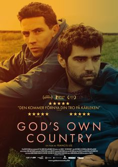 Josh O'Connor, Alec Secareanu: God's Own Country ( 2017 ) Directed by Francis Lee