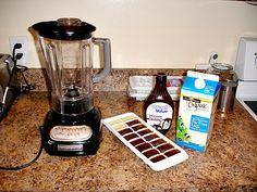 homemade McDonald's mocha keystrokes – My CMS Sugar Free Chocolate Syrup, Hot Chocolate Recipes, Mcdonalds Mocha Frappe Recipe, Starbucks Recipes, Mocha Cupcakes, Strawberry Cupcakes, Velvet Cupcakes, Vanilla Cupcakes, Hershey Syrup