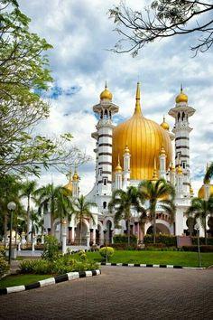 Ubudiah Mosque, Malaysia.