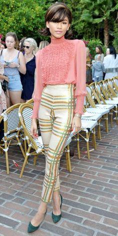 Zendaya's style is anything if not versatile.