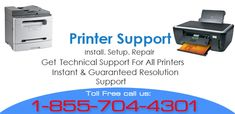 Lexmark printer today is one of the best leading names in world of printer services, we support all type of lexmark technical support with very reasonable rates call: +1-855-704-4301