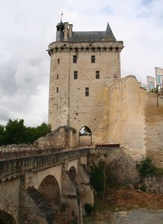 Chinon, Loire Valley, France . http://blog.bradswine.com/know-your-wine-regions-with-brad-the-loire-valley/
