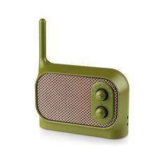 Mezzo Radio Green  by Lexon