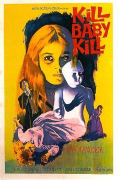 Kill Baby Kill, Mario Bava, 1966
