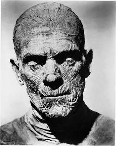 """Boris Karloff as """"The Mummy"""" - c1932"""