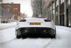 2012 SAVAGE RIVALE ROADYACHT GTS