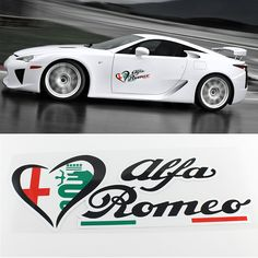 Automobile 3pcs Car Stripes Flags For Alfa Romeo Giulietta Vinyl Lower Door Decal Side Stickers Sticker Car-stylin Available In Various Designs And Specifications For Your Selection Car Stickers Exterior Accessories