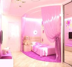 Fairytale bedroom | Discover the most exclusive furniture to complete a princess themed bedroom with Circu Magical Furniture. Go to: CIRCU.NET