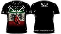 Mexican Flag Boxing T Shirts - Mexican Boxing Tees  Top Quality T-shirt features:  •From the Bound Boxing Collection  •The Boxing Gloves with Mexican Flag eagles Tee is a high quality premium tee.  •It comes with dark red boxing gloves and Mexican eagles to give it a nice catchy look.     Soft  feel with a fashion slim fit that is made for comfort! High end Vintage style similar to Affliction, Ed Hardy, TapOut, Silver Star, Remetee in quality soft cotton. Made in USA.
