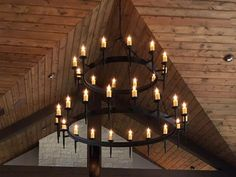 Clean and contemporary with style and class. The wrought iron double tier is called Vela Classica and be customed to fit your space. Wrought Iron Light Fixtures, Wrought Iron Chandeliers, Rustic Light Fixtures, Dining Room Light Fixtures, Kitchen Lighting Fixtures, Rustic Chandelier, Contemporary Chandelier, Rustic Lighting, Lighting Ideas
