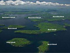 boating on lake winnipesaukee, nh | ... page lake winnipesaukee island maps islands on lake winnipesaukee