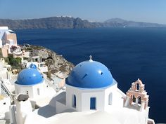 All Saint's Church, Santorini, Greece