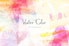 Check out 12 Watercolor background by VL Shop on Creative Market