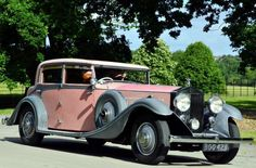 1934 Saloon by Freestone & Webb (chassis 185RY)