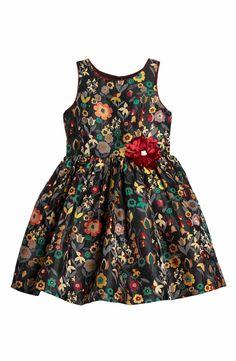 Baby Gap Girl/'s Holiday Modern Red Zip Pocket Corduroy Shift Dress 4T NWT
