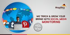 Maplitho facilitates Growth techniques to deliver results thru content marketing strategies using different social media channels for business growth & leads generation. Speak to our social media expert today! Content Marketing Strategy, Social Media Channels, Lead Generation, Monitor, Digital Marketing, Improve Yourself, Advertising, Track, India