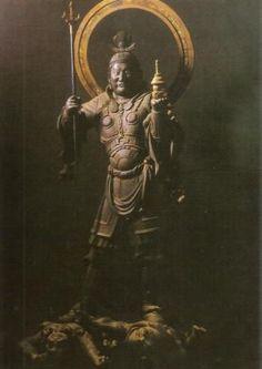 静岡・願成就院/毘沙門天立像