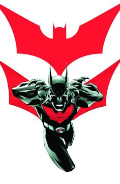 Batman Beyond by Dustin Nguyen