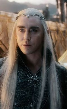 The Hobbit : the Battle of the Five Armies - Lee Pace as Thranduil