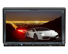 All-in-one Car DVD Player 2 Din 7 Inch - GPS DVB-T  $288.91