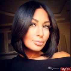 Unprocessed Human Hair Bob Lace Front Wigs Indian Virgin Hair Glueless Wigs With Bleached Knots Baby Hair For Black Women Long Wig Cheapest Full Lace Wigs From Topbesthair, $46.84| Dhgate.Com