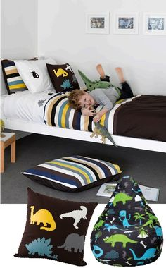 This type of boys bedroom themes is undeniably a striking style concept.