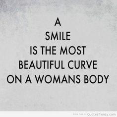 A smile                                                                                                                                                                                 More