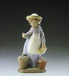 LLADRO - HELLO, FLOWERS(5543)