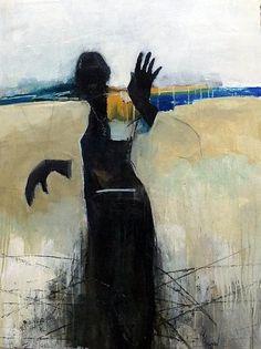 "Manipulations, I; 2011; Acrylic on wood panel; 40"" x 30"" [CH 01]"