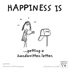 Yes! Happiness!