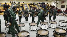 "Norfolk State University ""Million Dollar Funk Squad"" @ Highland Springs 2017 Norfolk State, Drumline, State University, Squad, World, Music, Youtube, Bands, College"