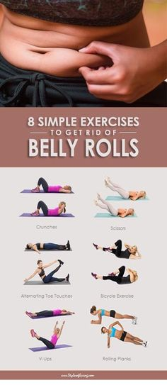 Belly Rolls are one of the worst enemies of every person. Every person wants to look slim and fit, and belly rolls fat crashes down all the dreams. Excess fat gets accumulated in all parts of our body, but the belly is one of the first parts to get affected by fat. Even if a …