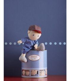 Planet Bambini  - Miro Soft Doll , $18.99 (http://www.planetbambini.com/miro-soft-doll/)