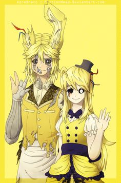 Five Nights at Freddy's 3 the golden