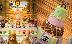 Festa infantil de safari: veja fotos de decoração - Casa - GNT